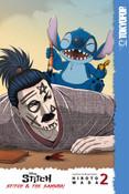 Stitch and the Samurai Manga Volume 2
