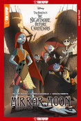 The Nightmare Before Christmas Mirror Moon Graphic Novel