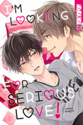 I'm Looking for Serious Love! Manga
