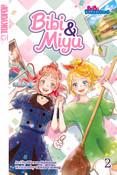 Bibi & Miyu Manga Volume 2