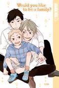 Would You Like To Be A Family? Manga