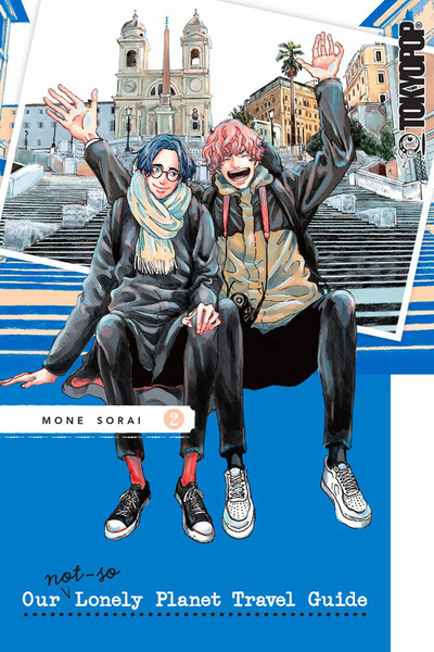 Our Not-So-Lonely Planet Travel Guide Manga Volume 2