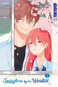 Springtime by the Window Manga Volume 2