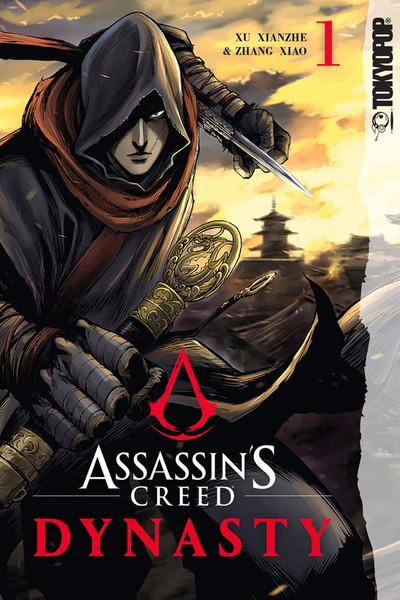Assassin's Creed Dynasty Manga Volume 1