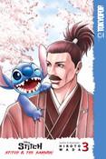 Stitch and the Samurai Manga Volume 3