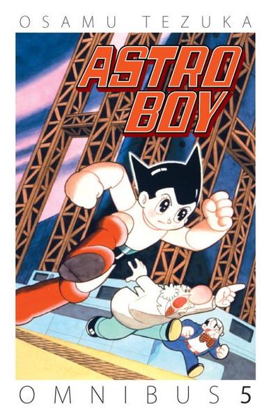 Astro Boy Omnibus Manga Volume 5