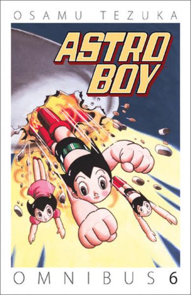 Astro Boy Omnibus Manga Volume 6