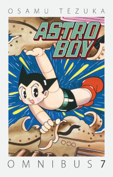 Astro Boy Omnibus Manga Volume 7
