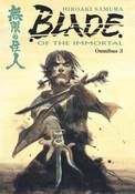 Blade of the Immortal Manga Omnibus Volume 3