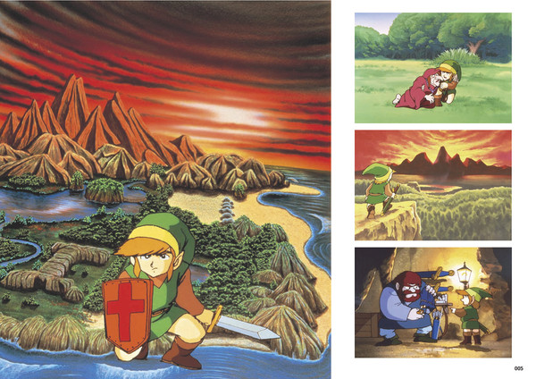 The Legend of Zelda Art and Artifacts (Hardcover)