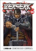 Berserk Manga Volume 38