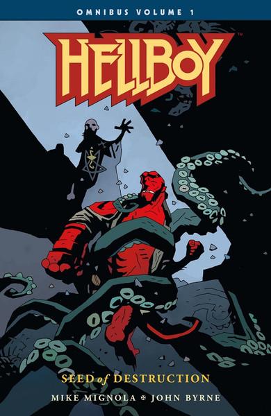 Hellboy Omnibus Volume 1 Seed of Destruction Graphic Novel