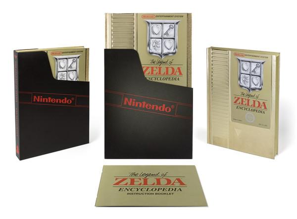 The Legend of Zelda Encyclopedia Deluxe Edition (Hardcover)