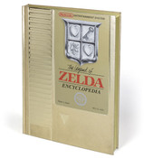 The Legend of Zelda Encyclopedia Deluxe Edition (Hardcover)
