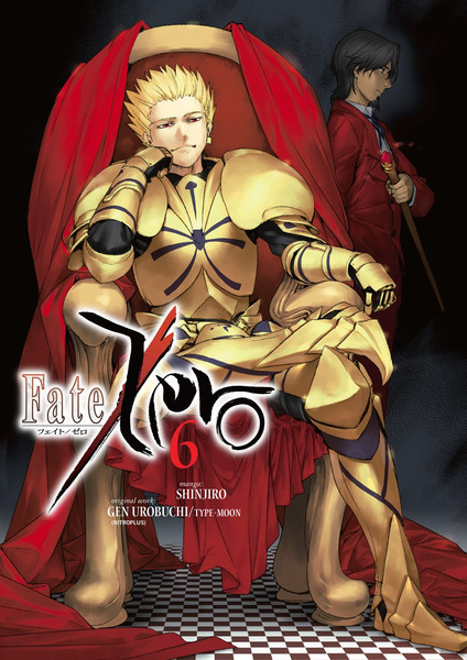 Fate/Zero Manga Volume 6