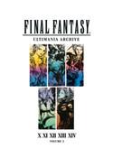 Final Fantasy Ultimania Archive Artbook Volume 3 (Hardcover)