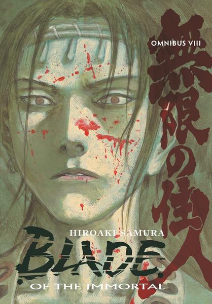 Blade of the Immortal Manga Omnibus Volume 8