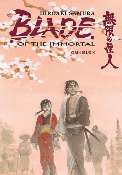 Blade of the Immortal Manga Omnibus Volume 10