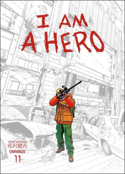 I Am a Hero Manga Omnibus Volume 11