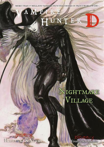 Vampire Hunter D Novel Volume 27