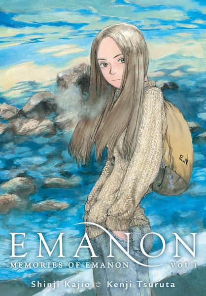 Emanon Manga Volume 1