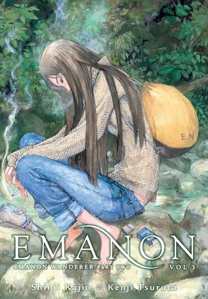 Emanon Manga Volume 3