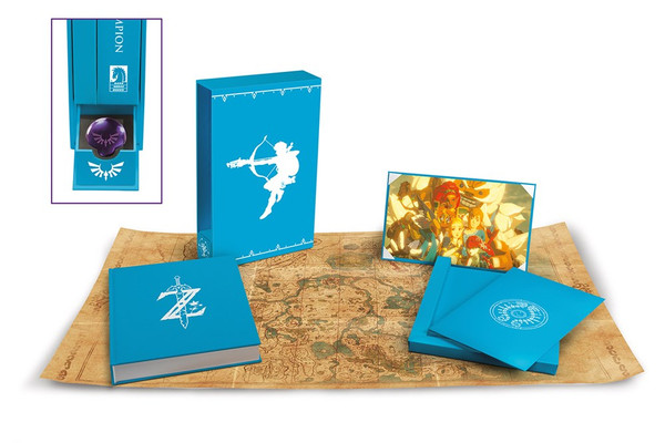 The Legend of Zelda Breath of the Wild Creating a Champion Hero's Edition (Hardcover)