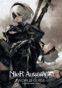 NieR Automata World Guide Artbook Volume 1 (Hardcover)
