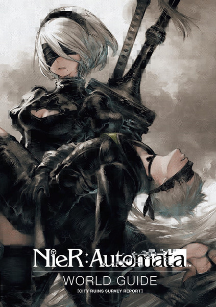 NieR Automata World Guide Artbook Volume 1 (Hardcover)
