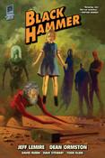 Black Hammer Graphic Novel Volume 1 Library Edition (Hardcover)