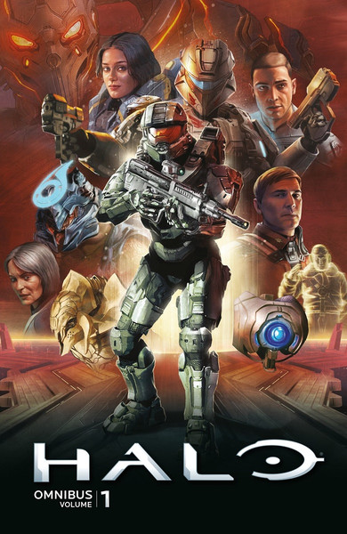 Halo Graphic Novel Omnibus Volume 1