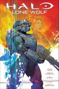 Halo Lone Wolf Graphic Novel (Hardcover)