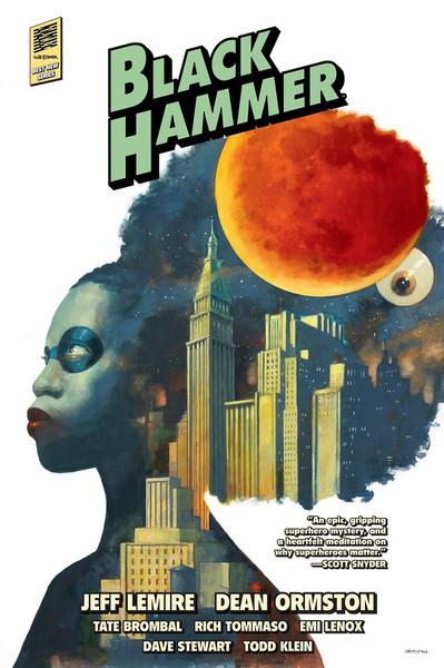 Black Hammer Graphic Novel Volume 2 Library Edition (Hardcover)