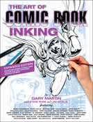 The Art of Comic Book Inking (3rd Edition)