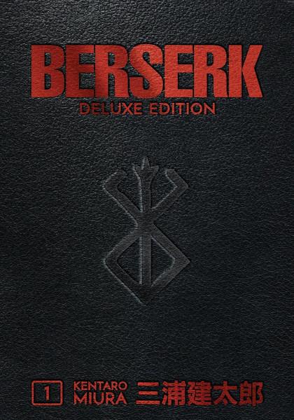 Berserk Deluxe Edition Manga Omnibus Volume 1 (Hardcover)