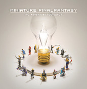 Miniature Final Fantasy (Hardcover)