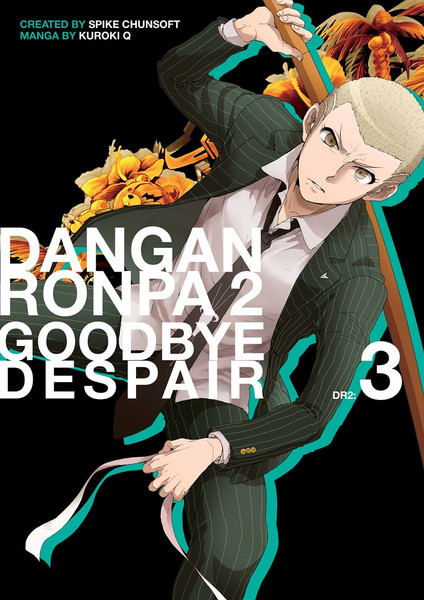 Danganronpa 2 Goodbye Despair Manga Volume 3