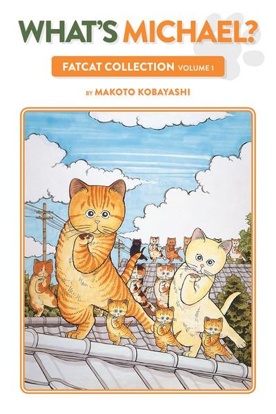 What's Michael? Fatcat Manga Omnibus Volume 1