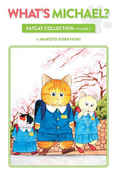 What's Michael? Fatcat Manga Omnibus Volume 2