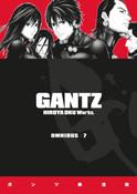 Gantz Manga Omnibus Volume 7