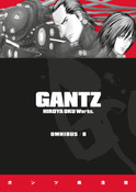 Gantz Manga Omnibus Volume 8