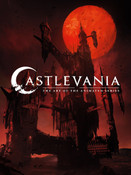 Castlevania The Art of the Animated Series Artbook (Hardcover)