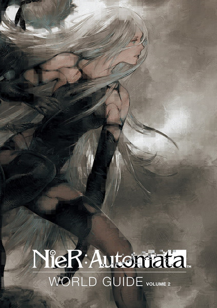 NieR Automata World Guide Artbook Volume 2 (Hardcover)