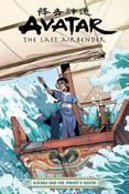 Avatar The Last Airbender Katara and the Pirate's Silver Manga