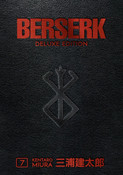 Berserk Deluxe Edition Manga Omnibus Volume 7 (Hardcover)