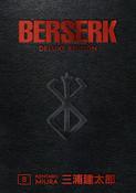 Berserk Deluxe Edition Manga Omnibus Volume 8 (Hardcover)