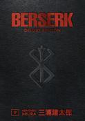 Berserk Deluxe Edition Manga Omnibus Volume 9 (Hardcover)