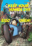 Keep Your Hands Off Eizouken! Manga Volume 3