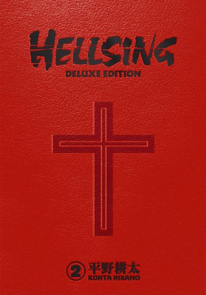Hellsing Deluxe Edition Manga Omnibus Volume 2 (Hardcover)