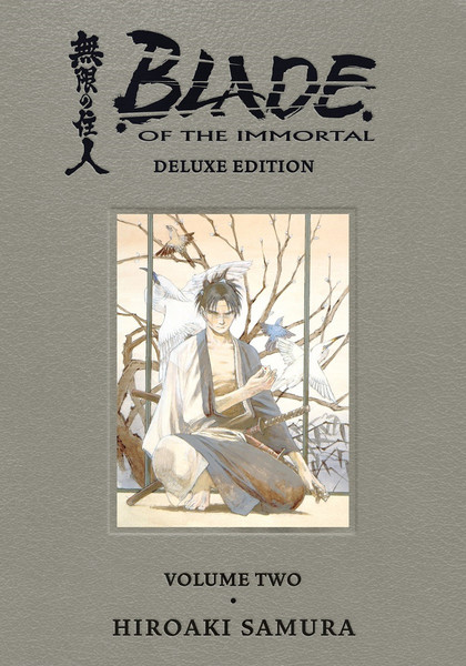 Blade of the Immortal Deluxe Edition Manga Omnibus Volume 2 (Hardcover)